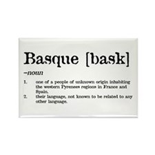 [bask] Rectangle Magnet