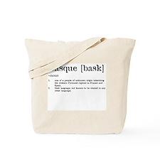 [bask] Tote Bag