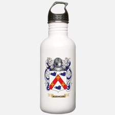 Kermode Coat of Arms (Family Crest) Water Bottle