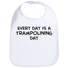 Trampolining day Bib