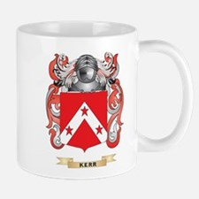 Kerr Coat of Arms (Family Crest) Small Mugs
