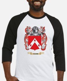 Kerr Coat of Arms (Family Crest) Baseball Jersey