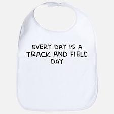 Track And Field day Bib