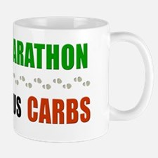 walkeatcarb_hat Mug