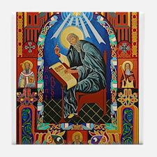 St. Bede Tile Coaster