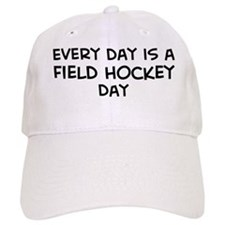 Field Hockey day Baseball Cap