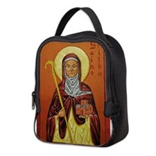 St. Hilda of Whitby Neoprene Lunch Bag