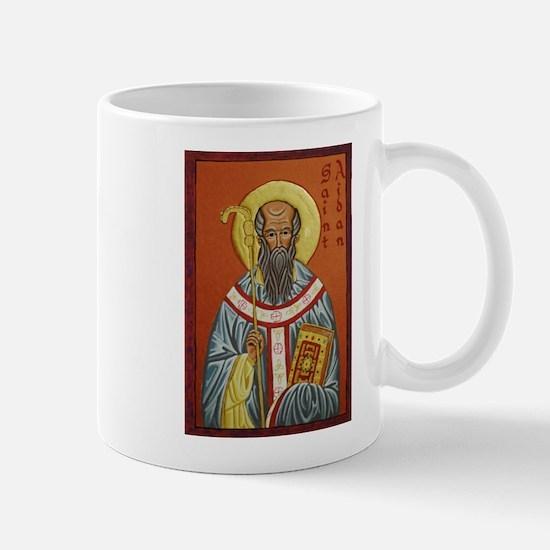 St. Aidan of Lindisfarne (1) Mug
