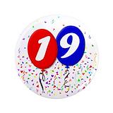 19th birthday Single