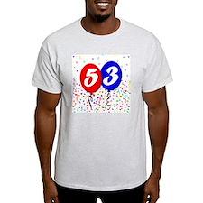 53bdayballoon T-Shirt