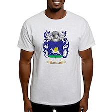 Kesseler Coat of Arms (Family Crest) T-Shirt