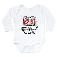 Kicking Asphalt - Mustang Body Suit