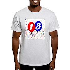 13bdayballoon T-Shirt