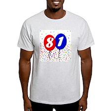 81bdayballoon T-Shirt