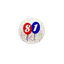 81bdayballoon Mini Button