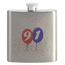 91bdayballoonbtn Flask