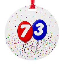 73_bdayballoonbtn Ornament