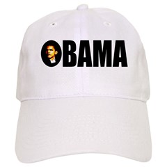 Barack Obama Baseball Baseball Cap