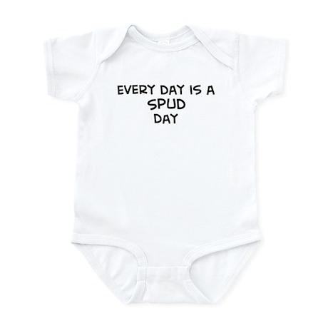 Spud day Infant Bodysuit
