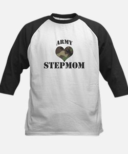 Stepmom: Camo Heart Tee