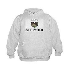 Stepmom: Camo Heart Hoodie