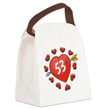 53ahrtbtn Canvas Lunch Bag
