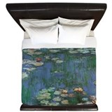 Impressionist Luxe King Duvet Cover