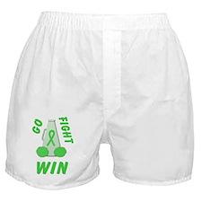Lime WIN Ribbon Boxer Shorts