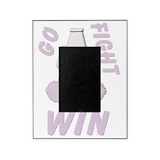Orchid GO FIGHT WIN Picture Frame