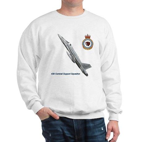 Canada's 439 Combat Support S Sweatshirt