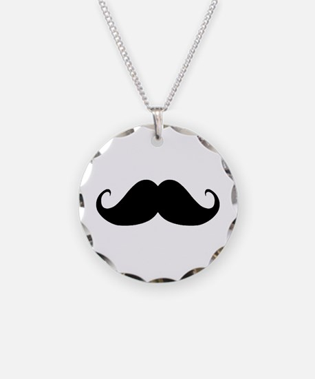 Mustach Necklace