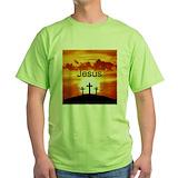 Espanol jesus Green T-Shirt