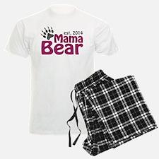 Mama Bear New Mom 2014 Pajamas