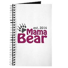 Mama Bear New Mom 2014 Journal