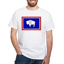 Wyoming Flag Shirt