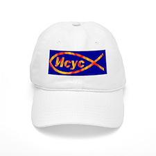 jesus_bms_b3 Baseball Cap