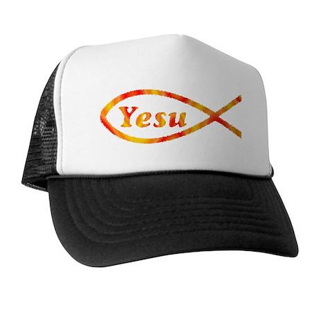 jesus_swhl Trucker Hat