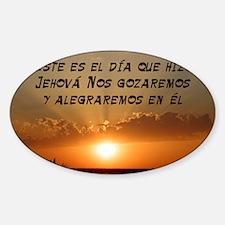 Salmos 118:24 Spanish Decal