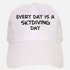 Skydiving day Baseball Baseball Cap