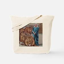 Daniel Lions Den Tote Bag