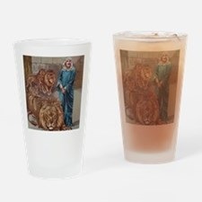 Daniel Lions Den Drinking Glass