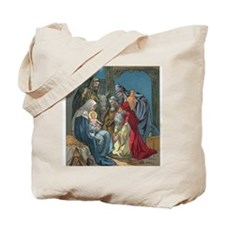 Wise Men Visit Tote Bag