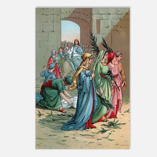 Jesus2Jerusalem1 Postcards (Package of 8)