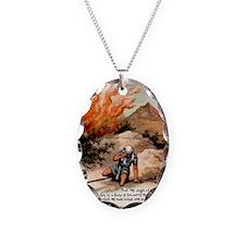 burningbush Necklace