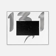 Silver 13.1 half-marathon Picture Frame