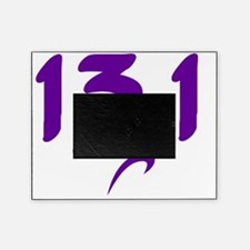 Purple 13.1 half-marathon Picture Frame