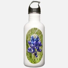 Texas Bluebonnet Water Bottle