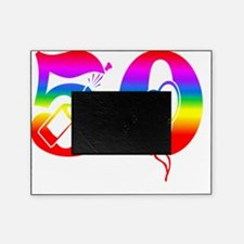 Fun rainbow 50 Picture Frame