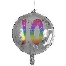 rbwconw10 Mylar Balloon