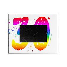 Confetti Rainbow 30 Picture Frame